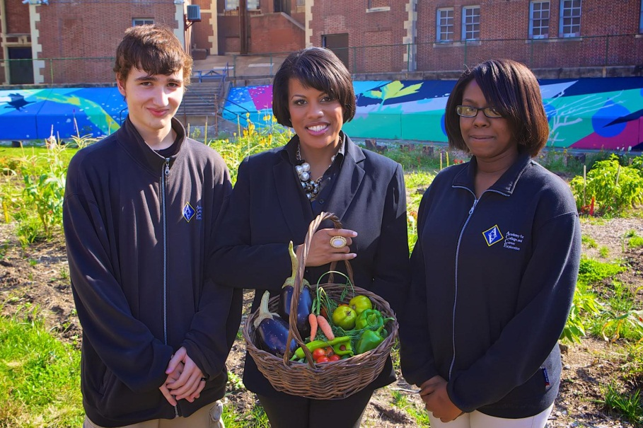 Baltimore City, Maryland | Growing Food Connections