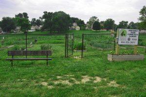 Northrup Park Community Garden, Kansas City, KS
